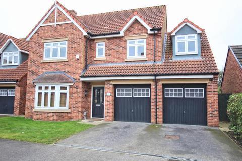 5 bedroom detached house for sale - Cleminson Gardens, Cottingham