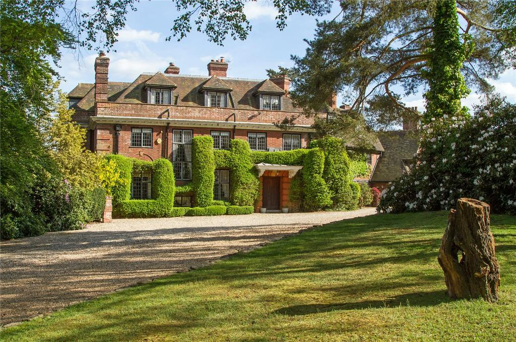 6 Bedrooms Detached House for sale in Milhanger, Thursley, Godalming, Surrey, GU8