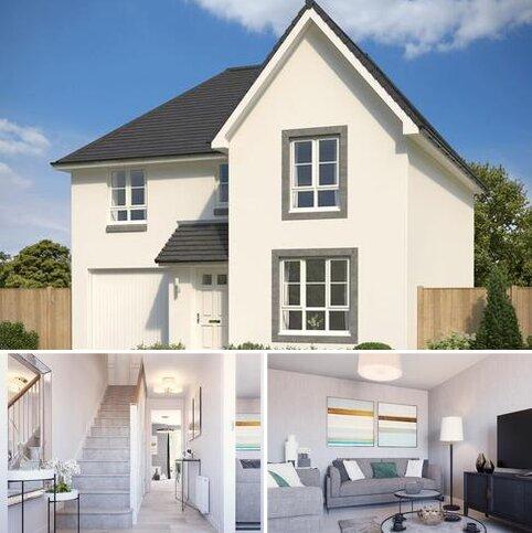 4 bedroom detached house for sale - Plot 183, Dunbar at Barratt at Culloden West, 1 Appin Drive, Culloden IV2