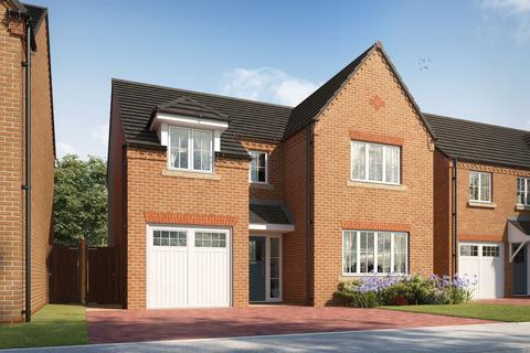 4 bedroom detached house for sale - Plot 91, The Aspley at Barleycorn Way, Little Wold Lane, South Cave HU15