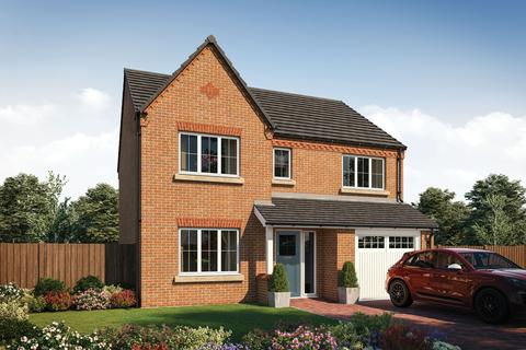 4 bedroom detached house for sale - Plot 90, The Cutler at Barleycorn Way, Little Wold Lane, South Cave HU15