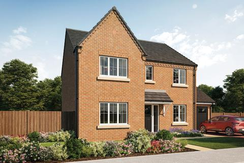 4 bedroom detached house for sale - Plot 170, The Philosopher at Amblers Grange, Barley Avenue, Pocklington YO42