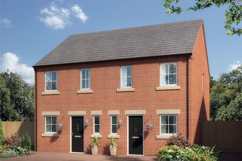 2 bedroom semi-detached house for sale - Plot 146, The Milton at Wolds View, Bridlington Road, Driffield YO25