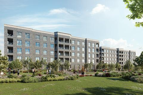 1 bedroom apartment for sale - Plot 221, Type FQ.1B02 at Fielders Quarter, Off Fielders Crescent, Barking IG11