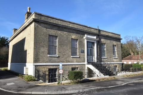 1 bedroom flat for sale - Sergeant`s Mess, St Georges Barracks