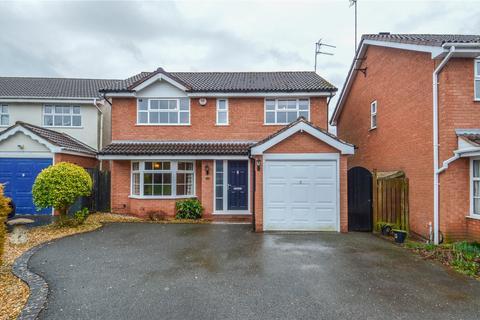 4 bedroom detached house to rent - Birkdale Avenue, Blackwell, Bromsgrove, B60