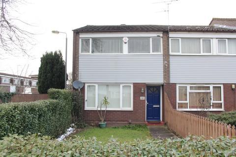 3 bedroom end of terrace house to rent - Orslow Walk, Wolverhampton