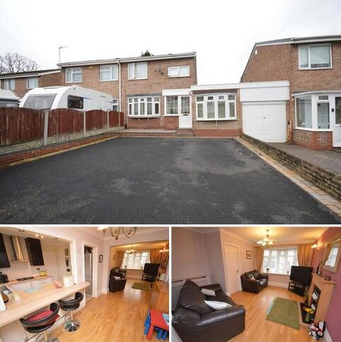 3 bedroom semi-detached house for sale - Cambridge Drive, Birmingham