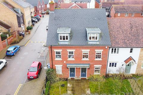 3 bedroom terraced house for sale - Buckwells Field, Hertford