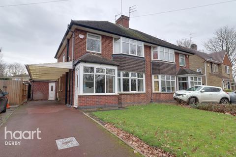 3 bedroom semi-detached house for sale - Kedleston Road, Allestree