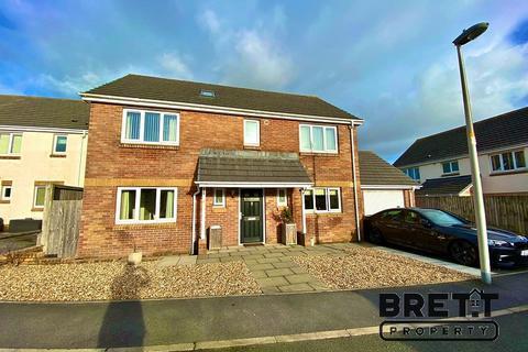 4 bedroom detached house for sale - Myrtle Meadows, Steynton, Milford Haven, Pembrokeshire. SA73 1GH