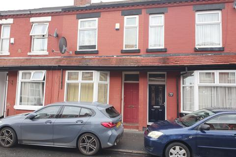 3 bedroom terraced house to rent - Crondall Street, Manchester, Greater Manchester, M14