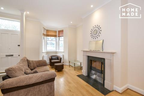 3 bedroom terraced house to rent - Aspenlea Road, Hammersmith, W6