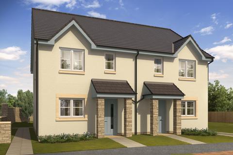 Dundas Estates & Development Co - Calderwood Village - The Maxwell - Plot 326 at Broomhouse, Off Muirhead Road G71