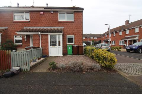 2 bedroom semi-detached house to rent - Ashbourne Court, Meadow Rise, Nottingham NG6
