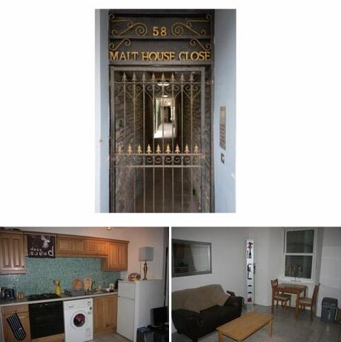 Studio to rent - 58 Nethergate, City Centre, Dundee, DD1