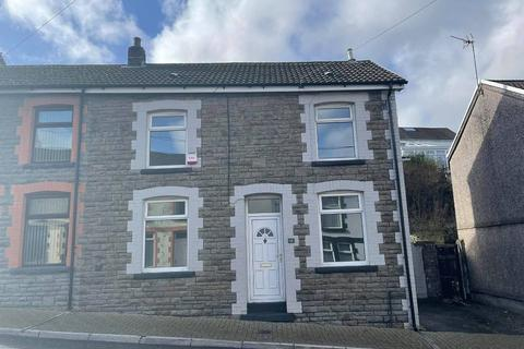 2 bedroom end of terrace house to rent - Oakdale Terrace, Tonypandy - Tonypandy
