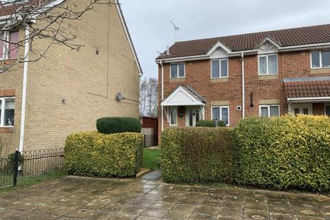 2 bedroom end of terrace house to rent - Barnum Court,  Swindon,  SN2