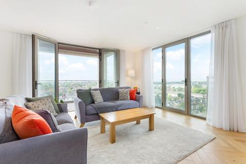 2 bedroom apartment to rent - Lessing Building, West Hampstead Square