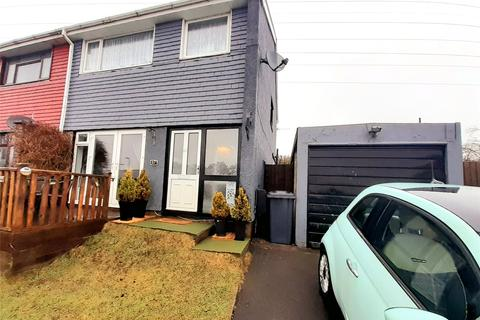 3 bedroom semi-detached house for sale - Aneurin Place, Brynmawr, Ebbw Vale, Gwent, NP23