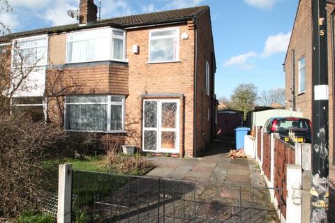 3 bedroom semi-detached house for sale - Taunton Road, , Sale, M33 5DG