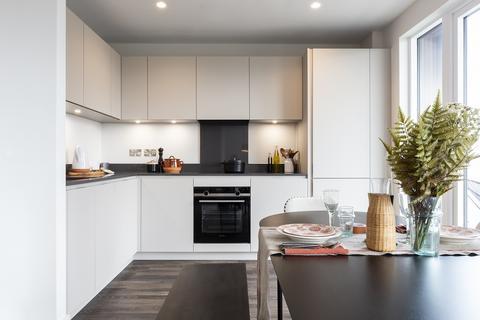 3 bedroom apartment for sale - Plot 21 Fettle Court at Deptford Foundry, 2 Molten Court, Moulding Lane SE14