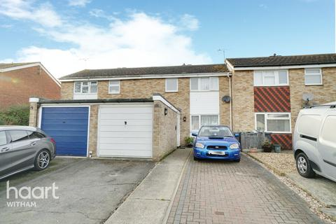 3 bedroom terraced house for sale - Palm Close, Witham