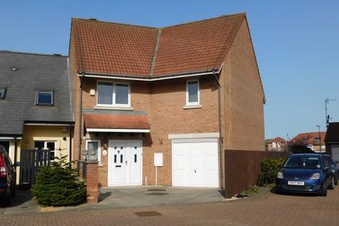 4 bedroom semi-detached house for sale - BROMARSH COURT, ROKER, SUNDERLAND NORTH