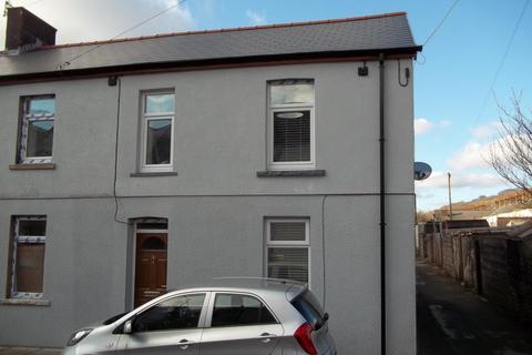 3 bedroom end of terrace house for sale - Stewart Street, Cwm, Ebbw Vale, Gwent