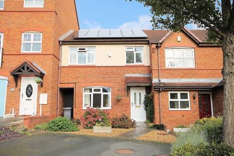 3 bedroom terraced house for sale - Tom Williams Way, Tamworth, B77 1GR