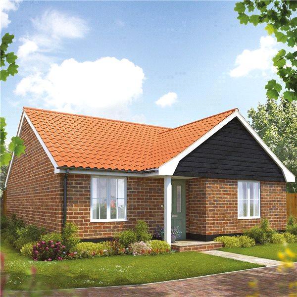 2 Bedrooms Detached Bungalow for sale in Plot 9 Broadbeach Gardens, Stalham, Norfolk, NR12