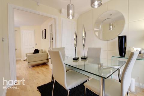 3 bedroom townhouse for sale - Cheyne Walk, Nottingham