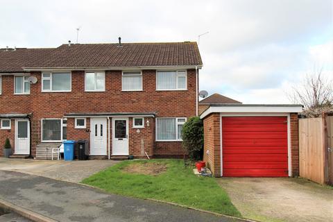 3 bedroom end of terrace house for sale - Inglesham Way, Hamworthy, Poole, BH15