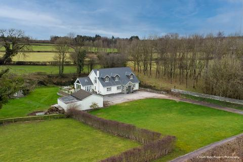 4 bedroom detached house for sale - Heol y March, Bonvilston, Vale Of Glamorgan, CF5 6TS