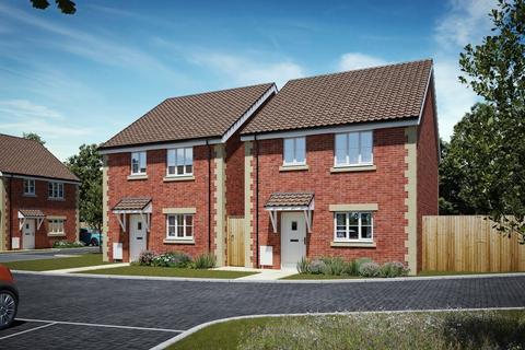 3 bedroom detached house for sale - Merretts Court, Snarlton Lane