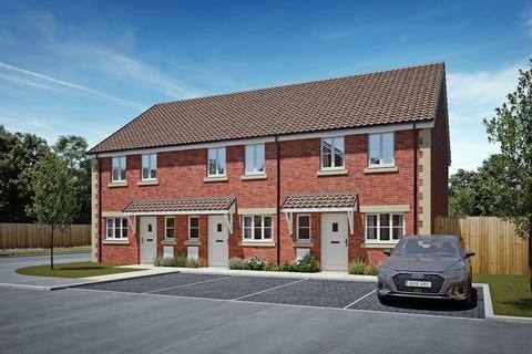 2 bedroom terraced house for sale - Merretts Court, Snarlton Lane