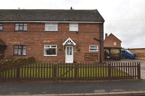 3 bedroom semi-detached house for sale - Glebe Close, Cheswardine