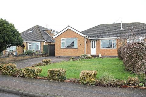 3 bedroom semi-detached bungalow for sale - Kilby Drive, Wigston, Leicester