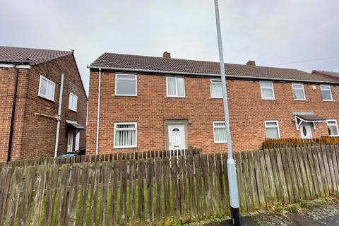 3 bedroom semi-detached house for sale - Quarry Crescent, Bearpark
