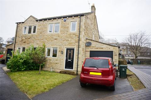 3 bedroom semi-detached house for sale - Holden View, Oakworth, Keighley, BD22