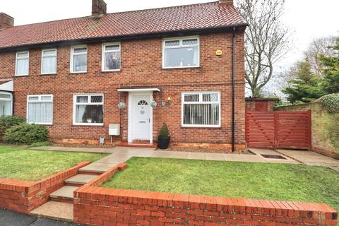 3 bedroom semi-detached house for sale - Wright Crescent, Bridlington