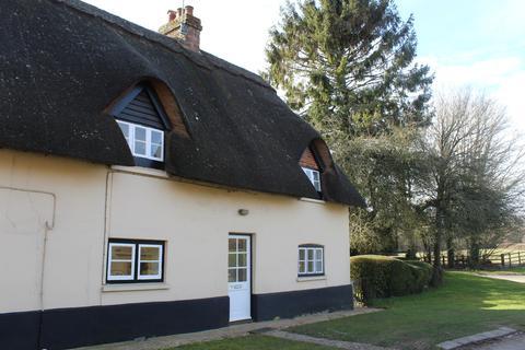 2 bedroom cottage to rent - Upper Bullington, Bullington