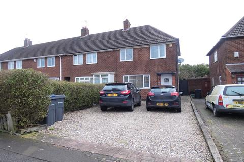 3 bedroom end of terrace house for sale - Queslett Road, Great Barr
