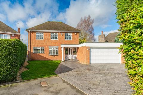 4 bedroom detached house for sale - Corfton Drive, Tettenhall, Wolverhampton