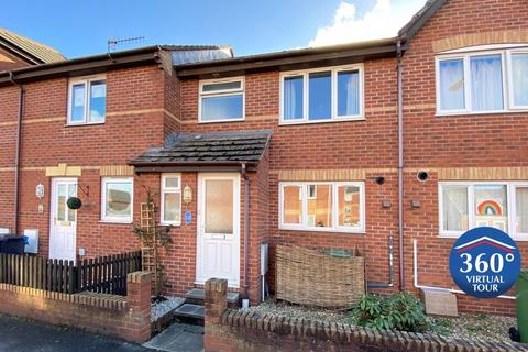3 bedroom terraced house for sale - Willeys Avenue, Exeter