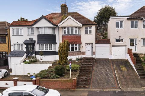 3 bedroom semi-detached house for sale - Okehampton Crescent, Welling, Kent, DA16