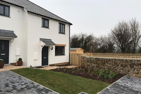 3 bedroom end of terrace house for sale - Denbury