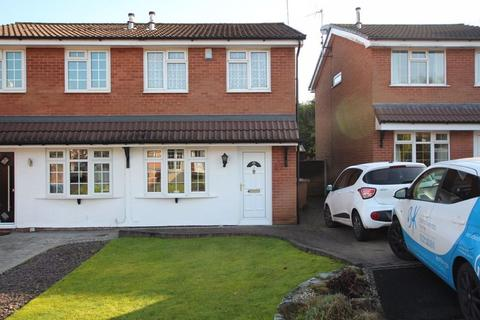 2 bedroom semi-detached house for sale - Burdett Avenue, Norden, Rochdale OL12 7QU