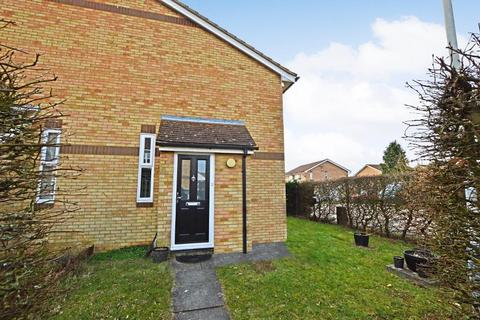 1 bedroom cluster house for sale - Berrow Close, Wigmore, Luton, Bedfordshire, LU2 8TH