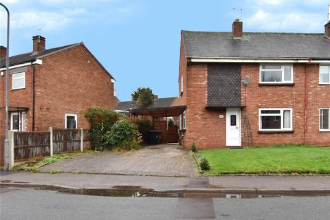 3 bedroom semi-detached house for sale - Winslow Avenue, Droitwich, Worcestershire, WR9